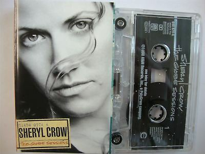 Sheryl Crow - The Globe Sessions - Cassette Tape