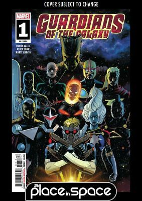 Guardians Of The Galaxy, Vol. 5 #1A (Wk04)