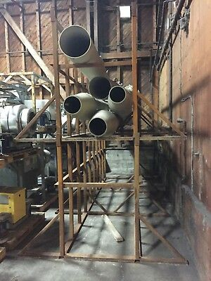 Ventilation Ducting / Chimney for Lab and Industrial Use
