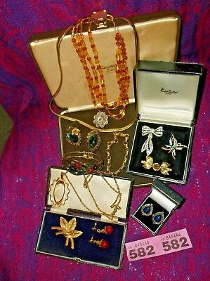 Mixed Lot Of Jewellery #582