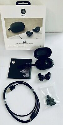 Bang & Olufsen Beoplay E8 Premium Truly Wireless Bluetooth Earphones - Black