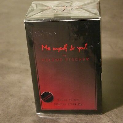 Me myself & you by Helene Fischer Damenduft Eau de Parfum Spray 50 ml NEU OVP