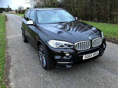 Bmw X5 M50D Carbon Black 3.0 Triple-Turbo 8 Speed Auto X-Drive M Sport 7 Seater