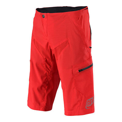 Troy Lee Designs 2018 Mens MX Offroad Moto Shorts Red
