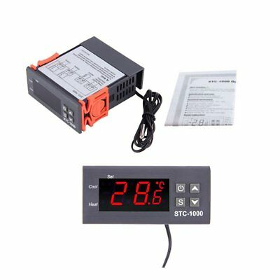 STC-1000 Professional Digital All-Purpose Temperature Controller Thermostat# HC#