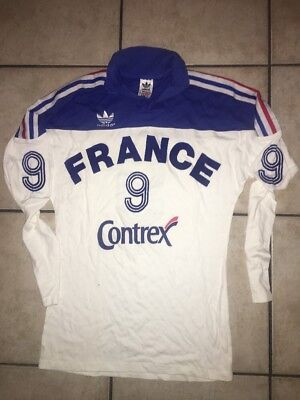 maillot shirt Équipe De France Worn Match Volley-ball