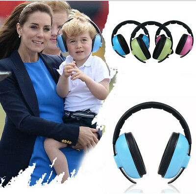 BABY Kids Childs Ear Muff Defenders Noise Reduction Protection Boys Girls Care