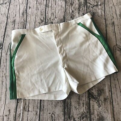 Vintage 80 Tennis Shorts Or Coach's Gym Shorts Mens Size 42 Waist