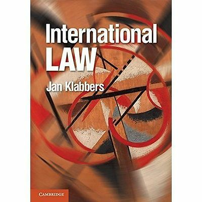 International Law, Klabbers, Jan, New condition, Book