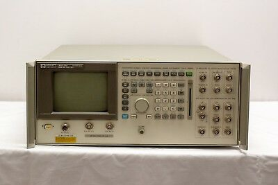 Agilent Hp 8922M Gsm Mobile Station Test Set W/ Opt 006