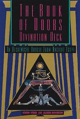 The Book of Doors Divination Deck : An Alchemical Oracle from Ancient Egypt