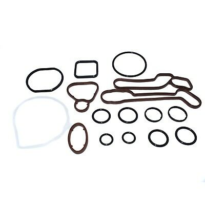 New Engine Oil Cooler Gasket Seals For Chevrolet Saturn Cruze 55571687,55354071