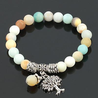Charm Chakra Natural Lava Beads Bracelet Healing Stone Diffuser Bracelet Jewelry