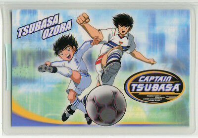 HOLLY BENJI JAPAN RAMICARD LAMINATED CAPTAIN TSUBASA OLIVE ET TOM Supercampeones