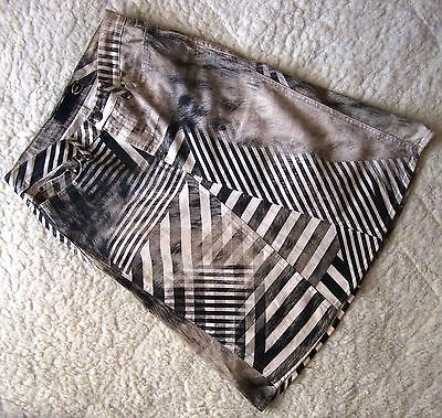 SKIRT woman vintage 90's JUST CAVALLI  tg.40 circa S made Italy  RARE