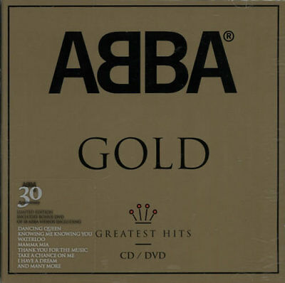 ABBA - Gold (Special Edition CD & DVD)