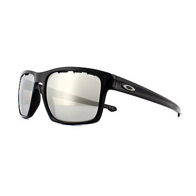 Oakley Sunglasses Sliver OO9262-42 Polished Black Chrome Iridium