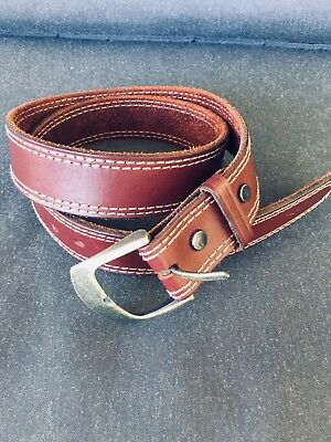 RM Williams Leather Belt