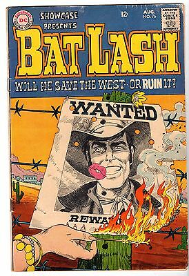 Showcase #76 featuring The First Appearance of Bat Lash, Fine Condition