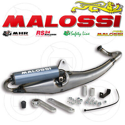 Malossi 3217170 Silencieux Expansion Flip Homologué Kymco Dink 50 2T