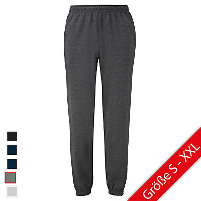 Fruit of the Loom Classic Elasticated Cuff Jog Pants Jogginghose