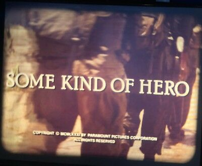 16mm film movie feature Some Kind of Hero with Richard Pryor and Margot Kidder