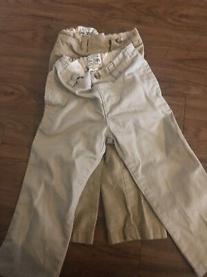 Children's Place Boys Toddler Boys Pants Size 3T Used Khaki