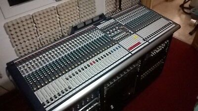 SOUNDCRAFT GB8 40 channel mixing console