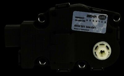 HVAC Blower Motor Regulator-Coupe Front Behr Hella Service 351321141