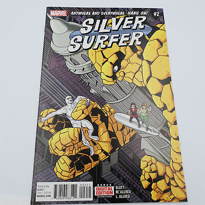Silver Surfer (Vol.7) #2 Marvel Comics Dan Slott NM