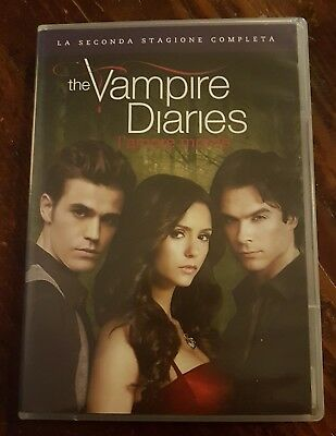 THE VAMPIRE DIARIES - L'Amore morde - 2° STAGIONE (5 DVD)
