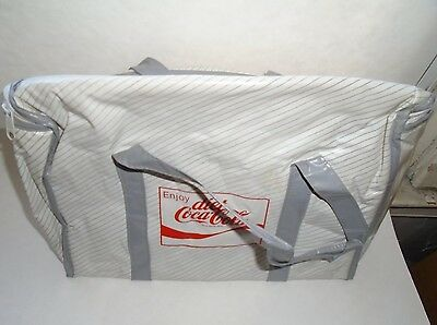 Diet Coke Plastic Advertising Bag - Authentic