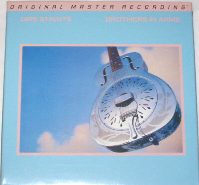 Dire Straits - Brothers In Arms Hybrid-SACD MFSL Original Master Recording