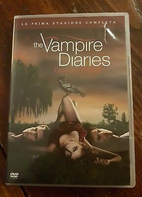 THE VAMPIRE DIARIES - L'Amore morde - 1° STAGIONE (5 DVD)