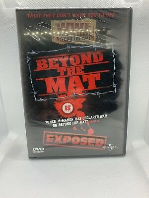 Beyond The Mat Wwf Wwe Documentary Mick Foley The Rock Terry Funk