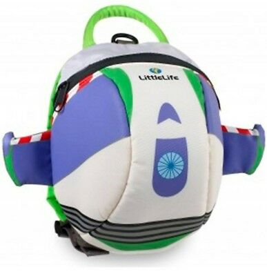Toystory Buzz Lightyear Backpack and reins for toddlers
