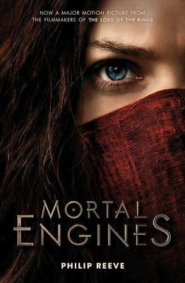 Mortal Engines: Mortal Engines: Movie Tie-In Edition by Philip Reeve (2018,...