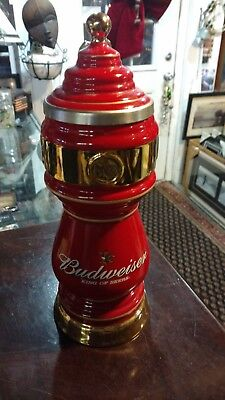 EXTREMELY RARE Anheuser-Busch AB Budweiser DRAUGHT TOWER III (3) Stein CS615