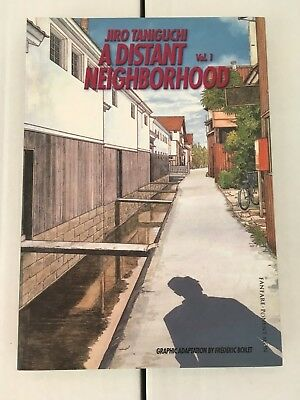 A Distant Neighborhood vol 1 by Jiro Taniguchi