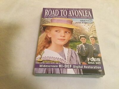 Road to Avonlea: The Complete First Season (DVD, 2009, 4-Disc Set)