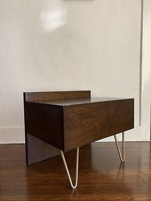 Modernica Case Study Nightstand Bedside Table End Table Mid Century Modern Eames