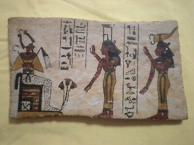 Egyptian Plaque - Known Tomb & Son of Ramses III - EXTREMELY RARE & IMPORTANT