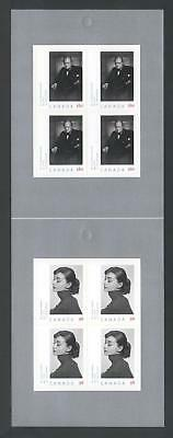 "CANADA GUTTER PANE 2273b 2 x 96c & 4 x $1.60 YOUSUF KARSH, SELLING AT ""FACE"""