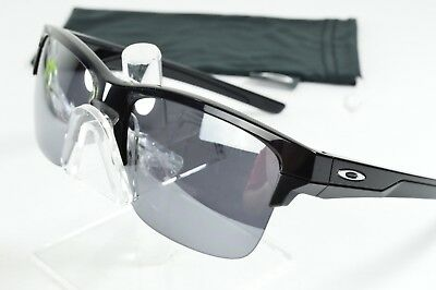 b84552f0ba Display Model Oakley Thinlink Polished Black Iridium Sunglasses OO9316-03