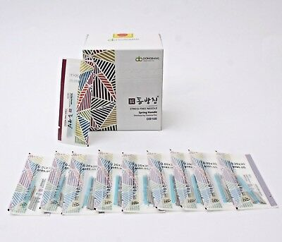 Stress Free Needle 1000Pcs 1Box Acupuncture Sterilized Gamma Disposable Dongbang
