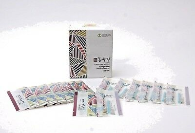 1Box-1000Pcs Acupuncture Needle Stress Free Sterilized Gamma Disposable Dongbang