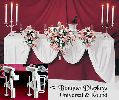 1 UR Wedding Table B Bridal Bouquet Flower Holder Display Decorating Tool
