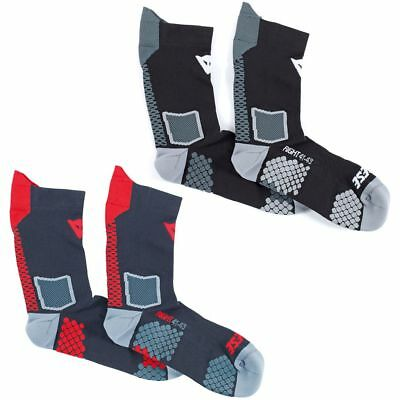 Dainese D-Core Breathable Motorcycle / Bike Riding Mid Socks