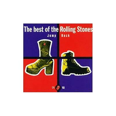 Jump Back: Best of 71-93 Rolling Stones CD