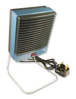 Fume Extractor, 240V ac, UK Plug - CLIFF ELECTRONIC COMPONENTS